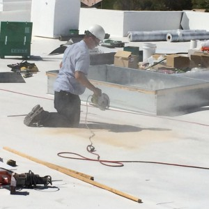Commercial HVAC Work