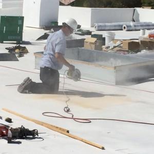 Commercial HVAC Work
