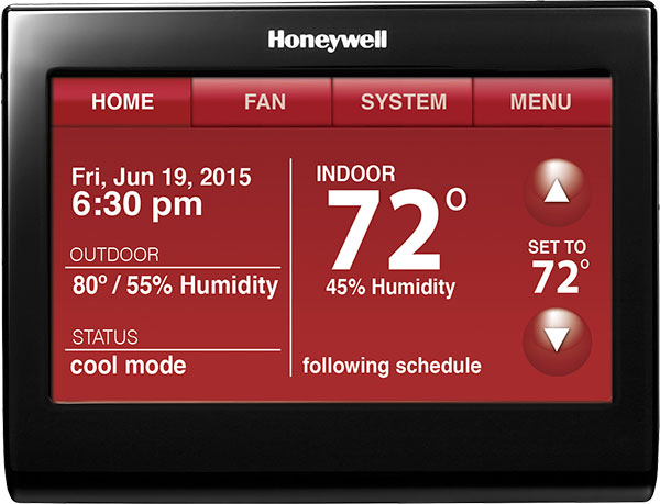 Honeywell Wi-Fi 9000 with Voice Control