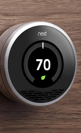 The Nest learning thermostat, Casa Grande, AZ