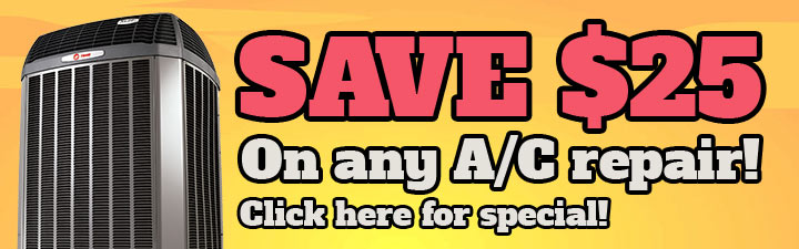 Save $25 on A/C repair in Casa Grande